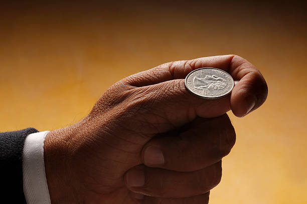 COIN FLIPPING – Learning Techniques to throw coin in air