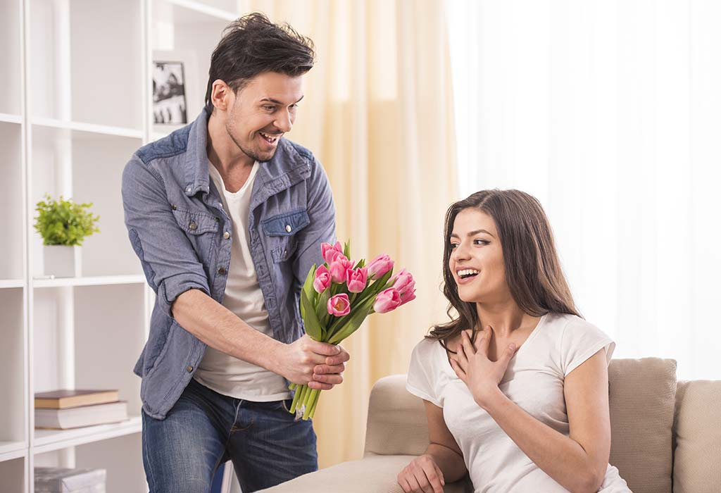 Plan a Surprise for Your Wife on her Birthday