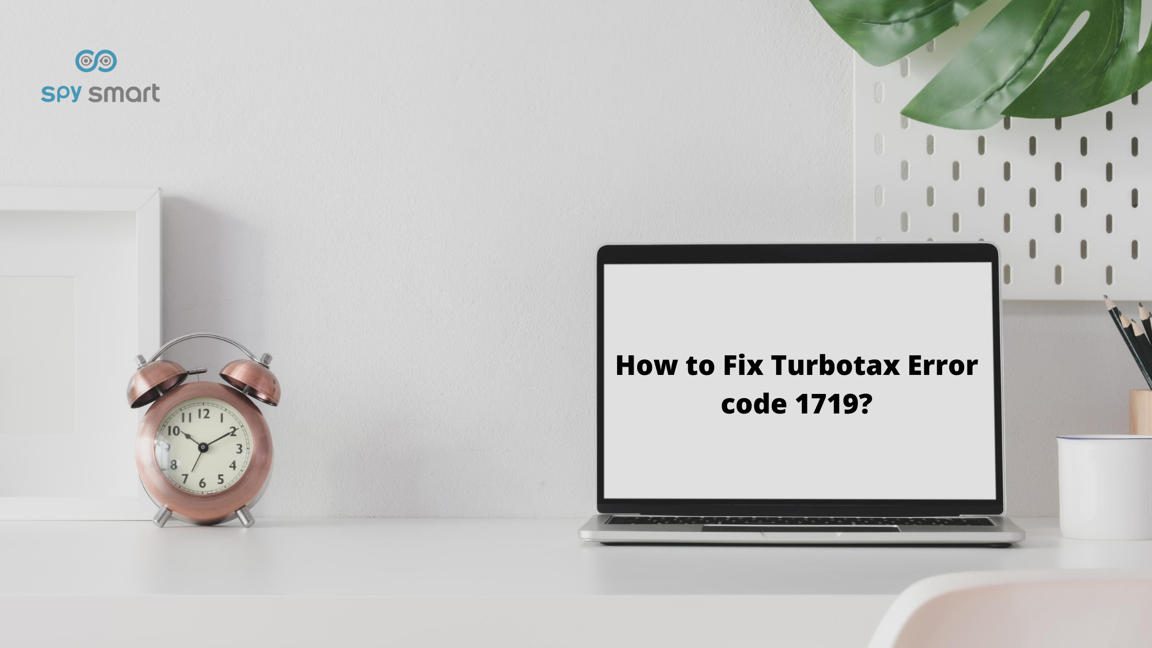 How To Fix Turbotax Error code 1719