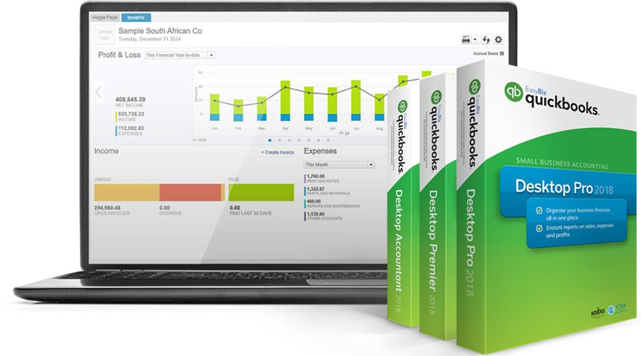 How QuickBooks Accounting software efficiently run