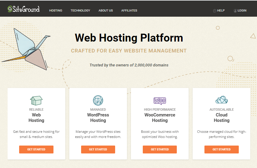 World Best Siteground Web Hosting Review