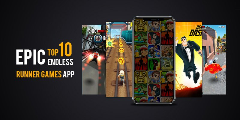 Top 10 Epic Endless Runner Game Apps