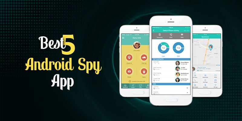 Best 5 Android Spy Apps